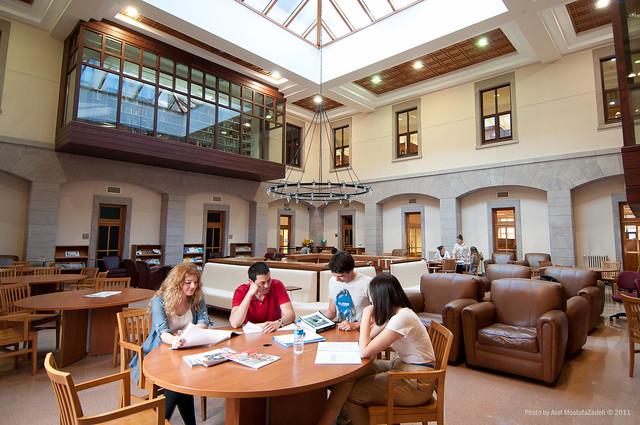 International Library Staff Week