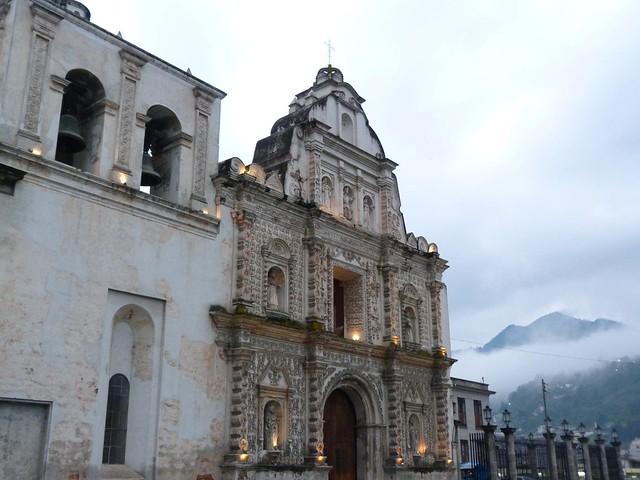Iglesia de Quetzaltenango (Guatemala)