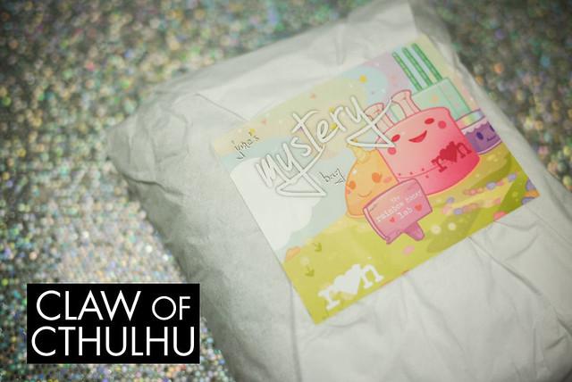 Rainbow Honey June Mystery Bag