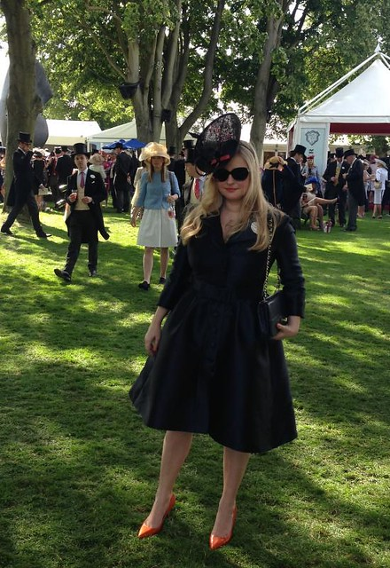 Sasha Wilkins Royal Ascot 2014