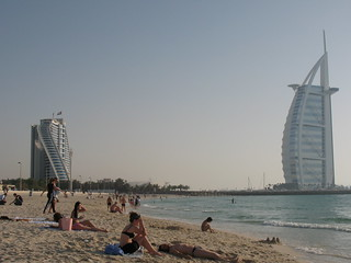 Burj al Arab and the Beach