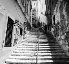 Backstreets of Lisbon