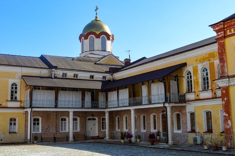 Novy Afon Monastery, Abkhazia