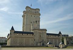 2011.05 ILE DE FRANCE - VINCENNES - Le château