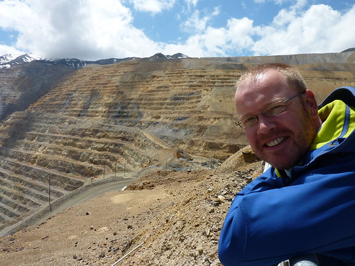 Salt Lake City - copper mine - 3