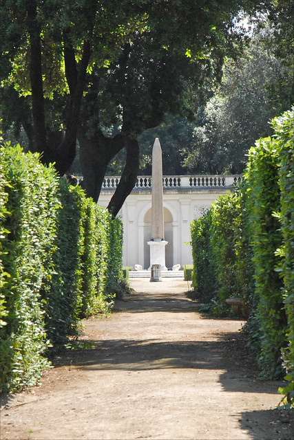 All e dans le jardin de la villa m dicis rome flickr for Le jardin 489 rome