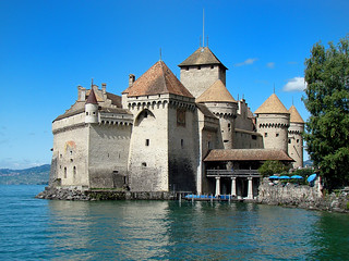 Chateau de Chillon by Sony H9