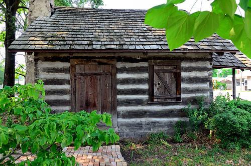 logcourthouse louisianamansfieldmansfield lacabinlogcabin