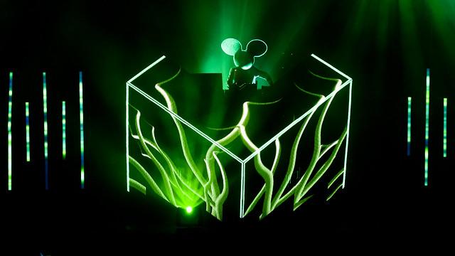 Deadmau5 - Hovefestivalen 2011