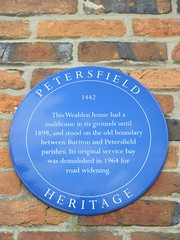 Photo of Blue plaque number 10706
