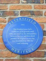 Photo of Blue plaque № 10706