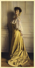 art, pattern, textile, gown, clothing, yellow, pattern, costume design, fashion, fashion design, photo shoot, dress,