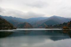 Lake Okutama - 01