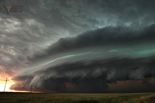Wyoming Shelf Cloud