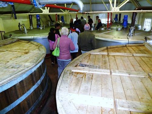 Inside Ben Nevis Distillery, Fort William
