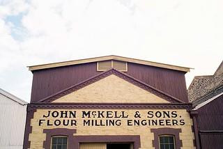 John McKell & Sons, Flour Milling Engineers, 15 Timpson Street, Port Adelaide