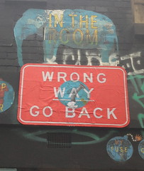 IN THE ROOM • WRONG WAY GO BACK