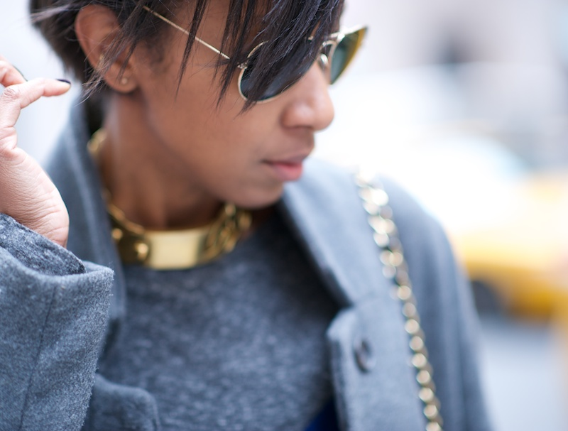 celine id necklace