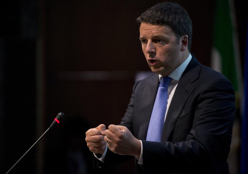 Renzi sulla manovra correttiva: non ce ne sarà bisogno. No a nuove tasse