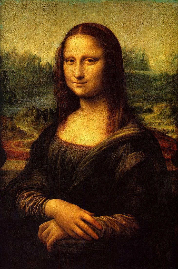 mona lisa painting conspiracy