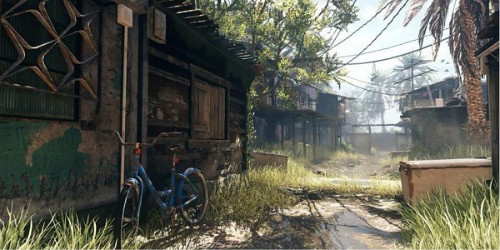 Cod Ghosts Invasion - Favela Map