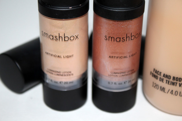 Smashbox Artificial Light Luminizing Lotion