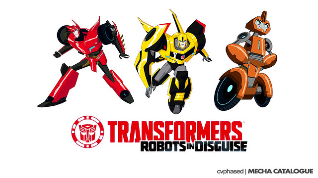 TRANSFORMERS Robots In Disguise - 2015 Series Revealed