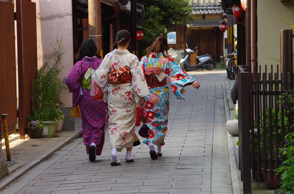 k5 in京都輕風采