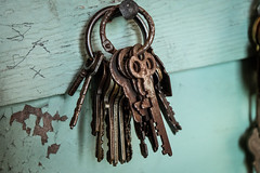 Keys | Lonaconing Silk Mill | Lonaconing MD