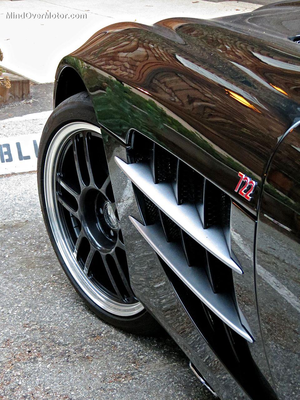 Mercedes SLR 722 Wheel
