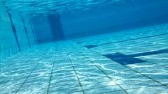 Zwembad bodem