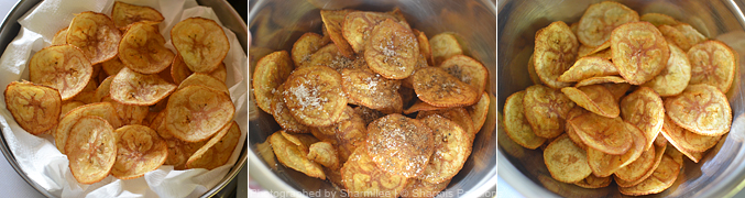 Raw Banana Chips Recipe - Step4