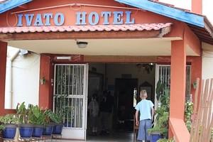 Antananarivo hotel Ivato