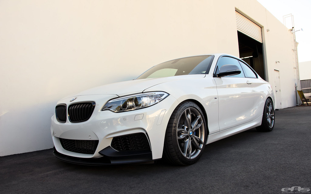 A Sportier Stance For An M235i