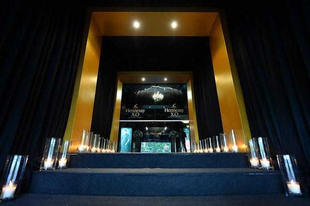 Entrance to Hennessy X.O Appreciation Grows Dinner JB 2014 2