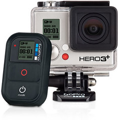 GoPro Hero 3 + black Ed
