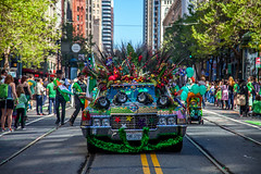 festival(1.0), pride parade(1.0), carnival(1.0), event(1.0), parade(1.0), saint patrick's day(1.0),