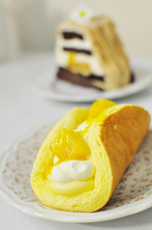 mango lunar cake