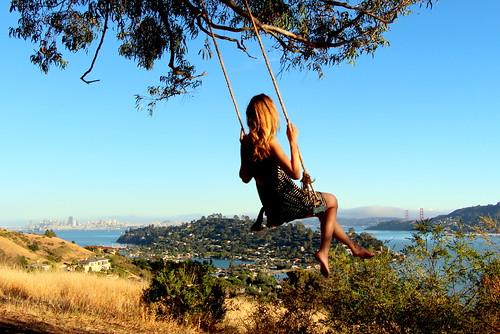 Summer Days at Hippie Tree aka Tick Rock | Tiburon, CA