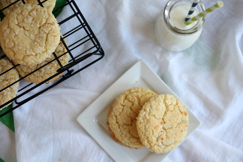Cocodoodles: Coconut Snickerdoodle Cookies