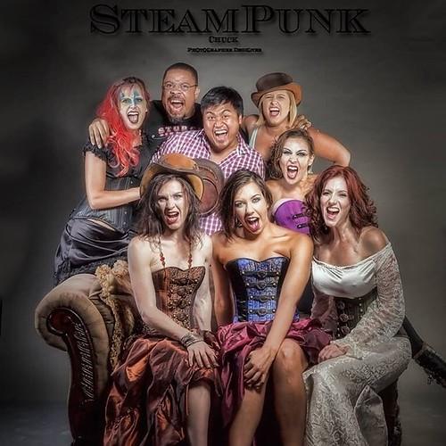 Steampunk Chuck