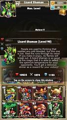 Lizard Shaman - Green