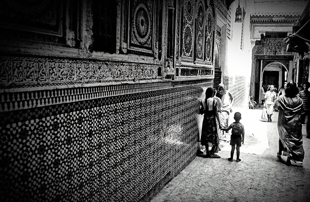 Fes ..Morocco 1987