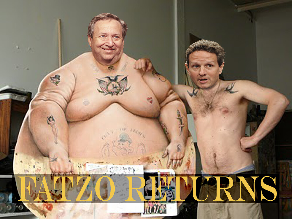 FATZO (Larry Summers)