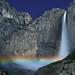 Yosemite Falls Moonbow by Matt Grans Photography