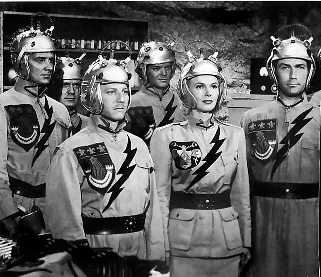 1951 ... 'Lost Planet Airmen'