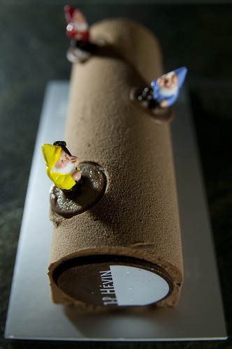 Bûche Envie Secrēte, Jean-Paul Hévin, Shinjuku Isetan