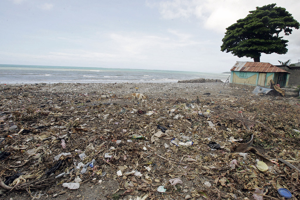 Haiti's Garbage Beach