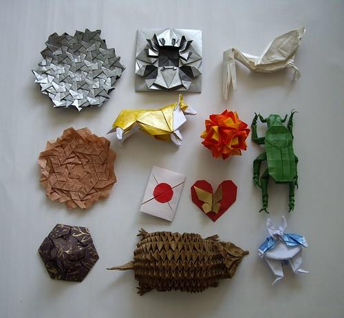 origami internet olympiad 2011