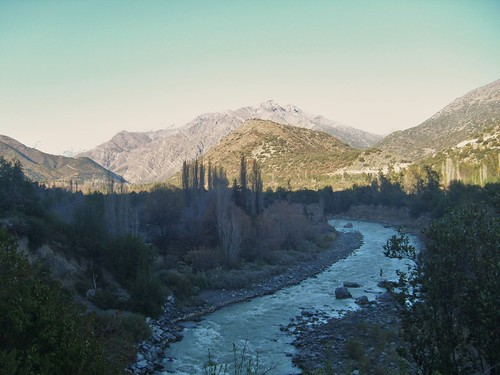 rio ruta de los natural paz paisaje el sector andes vista invierno silencio belleza desde cordillera maipo toyo panorámica tranquilidad g25 2011 precordillerano